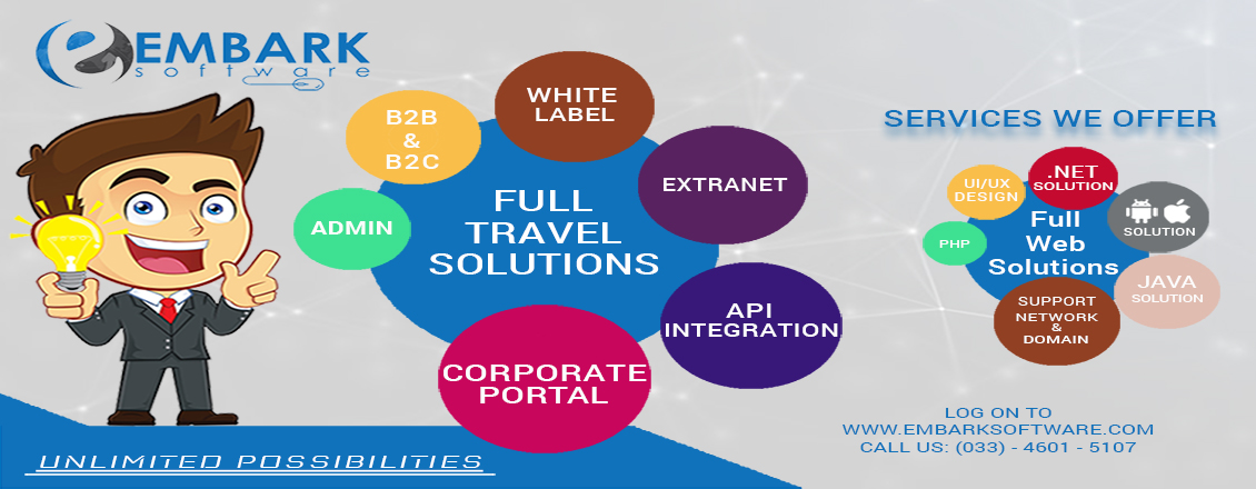 Be easily accessible and have travel portal