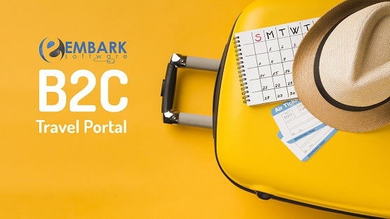 B2C Travel Portal Makes Your Booking Process Faster and Easier