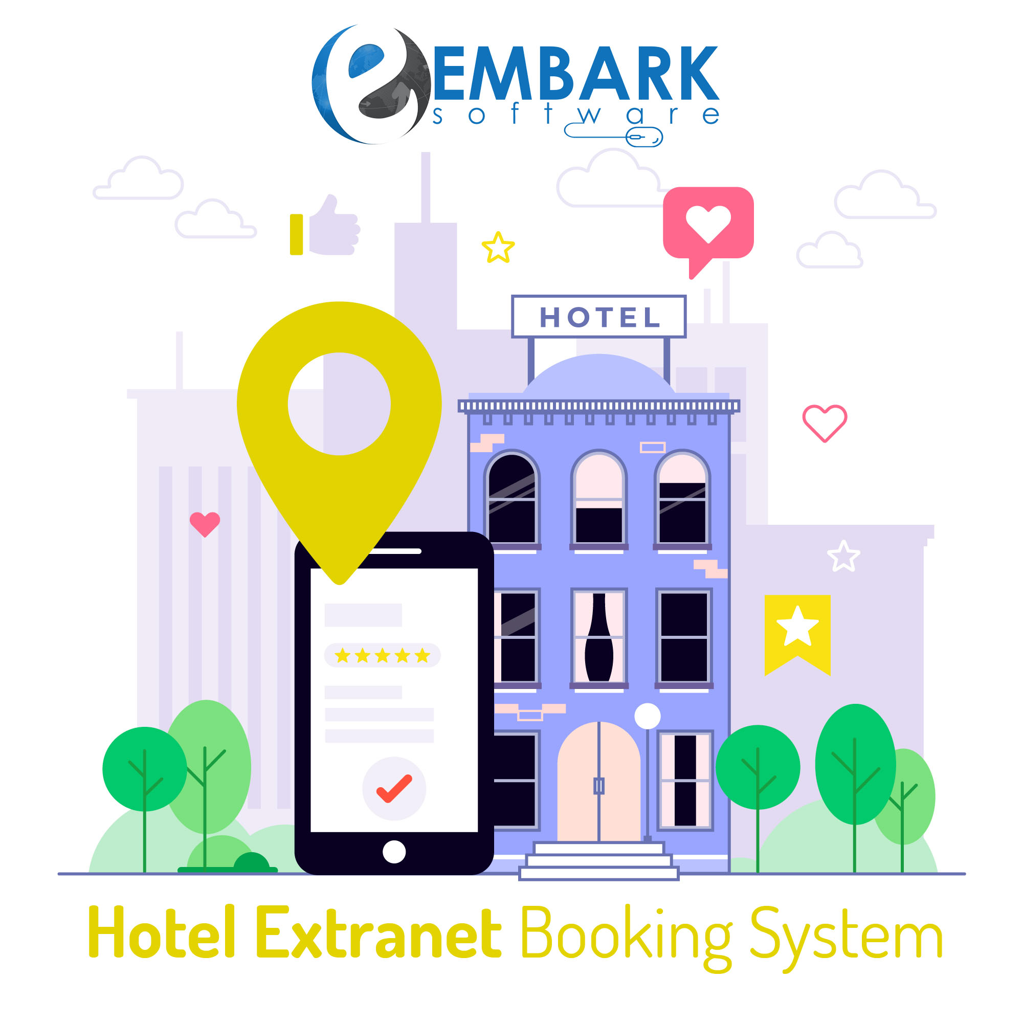 An Impeccable Tool to Simplify Your Work on One Platform – Hotel Extranet Booking System