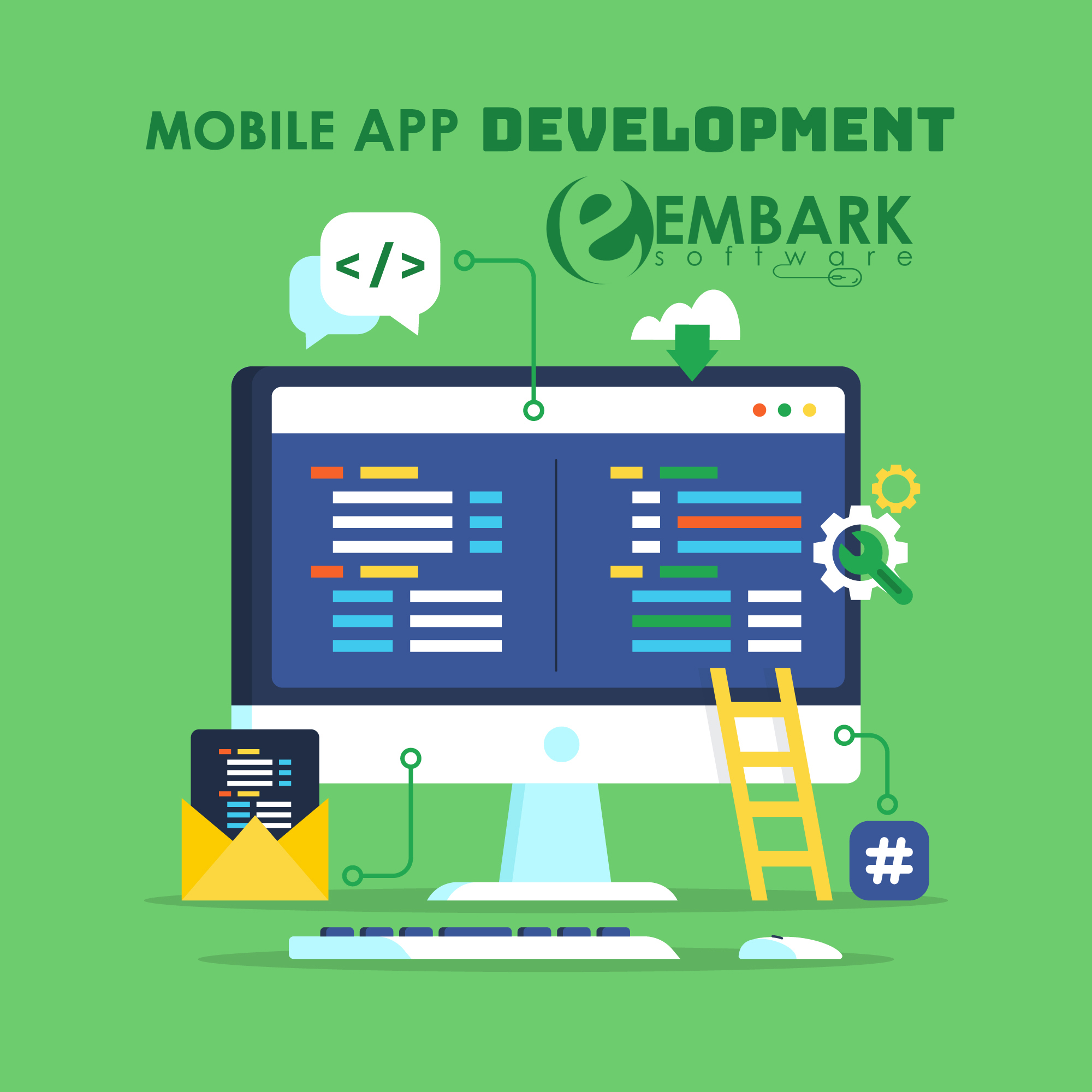 Do not take risk and integrate your business with mobile app development