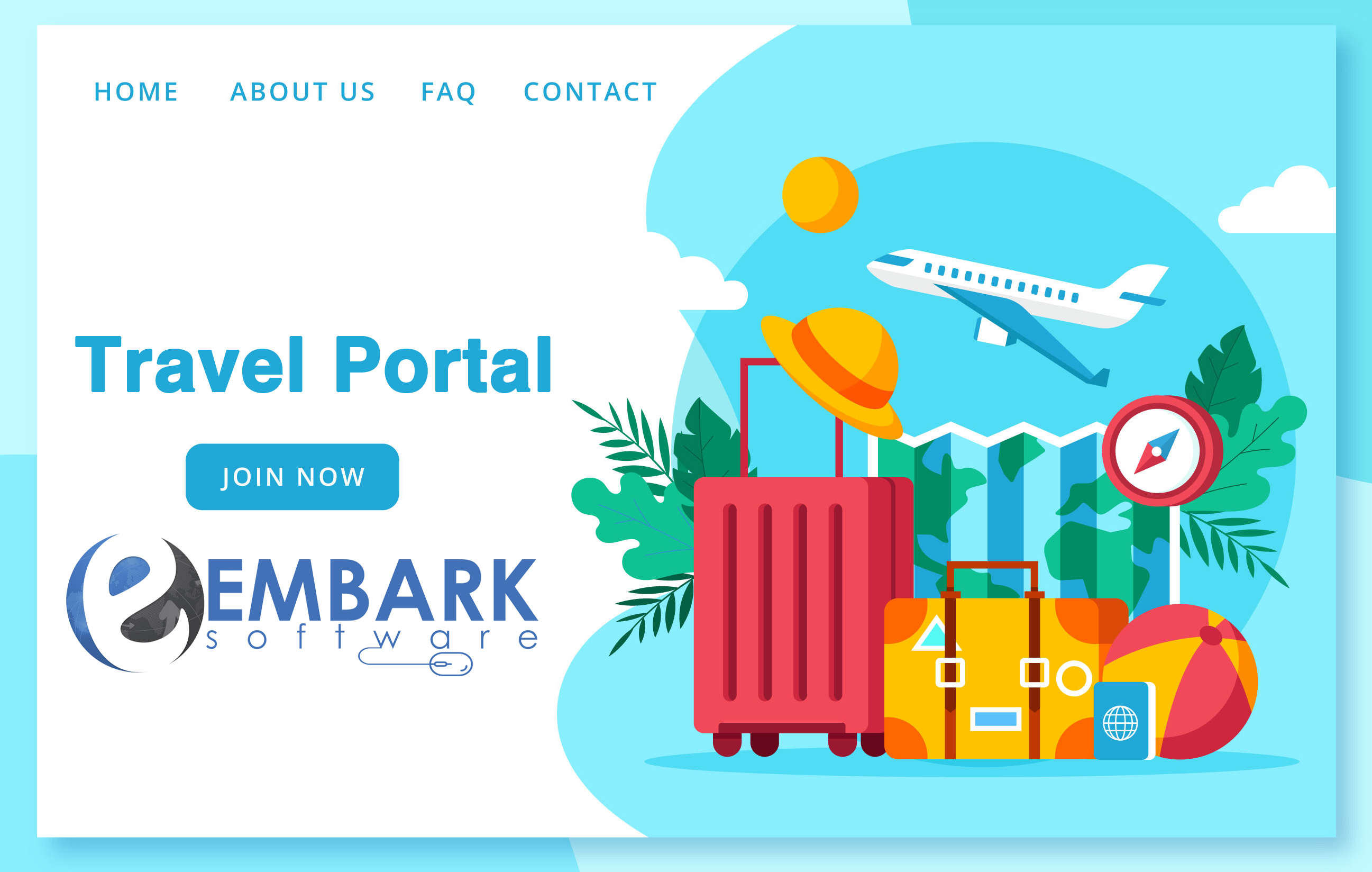 Travel Portal has revolutionized the way of planning a trip