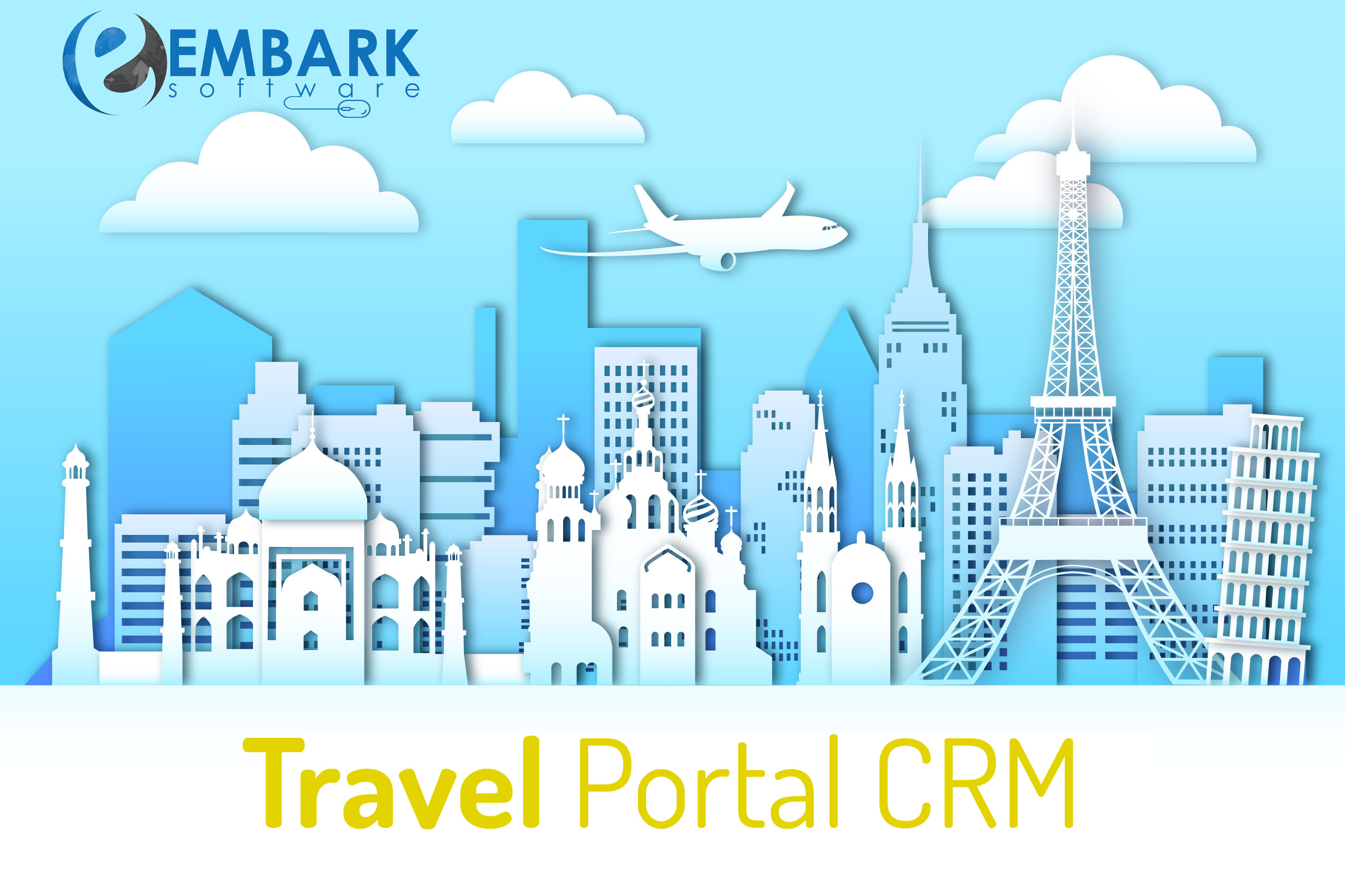 Three Ways in Which Travel Portal CRM Can Benefit Your Travel Agency