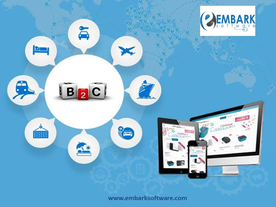 Empowering the travellers to serve as their own travel agents through B2C Travel Portal